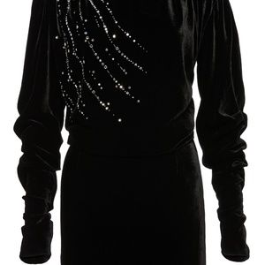 Magda Butrym Dresses - Magda Butrym Bogota Velvet Dress